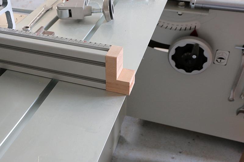 [Fabrication] Guide de coupe angulaire pour scie à format II - Page 3 25_jui27