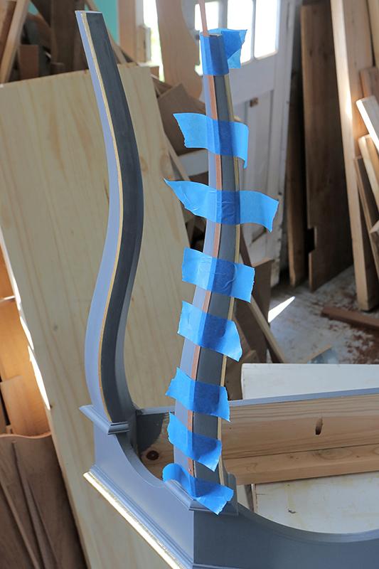 [Lutherie] Fabrication d'un clavecin. - Page 23 25_mai13