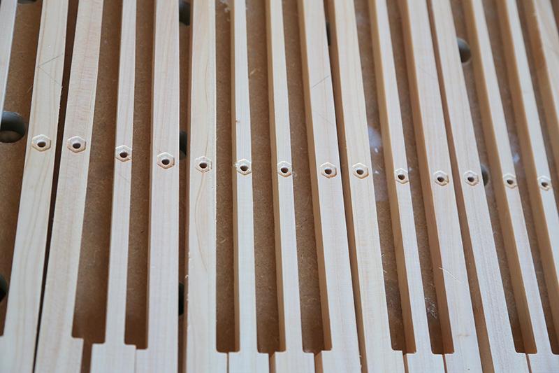 [Lutherie] Fabrication d'un clavecin. - Page 10 25_mar18