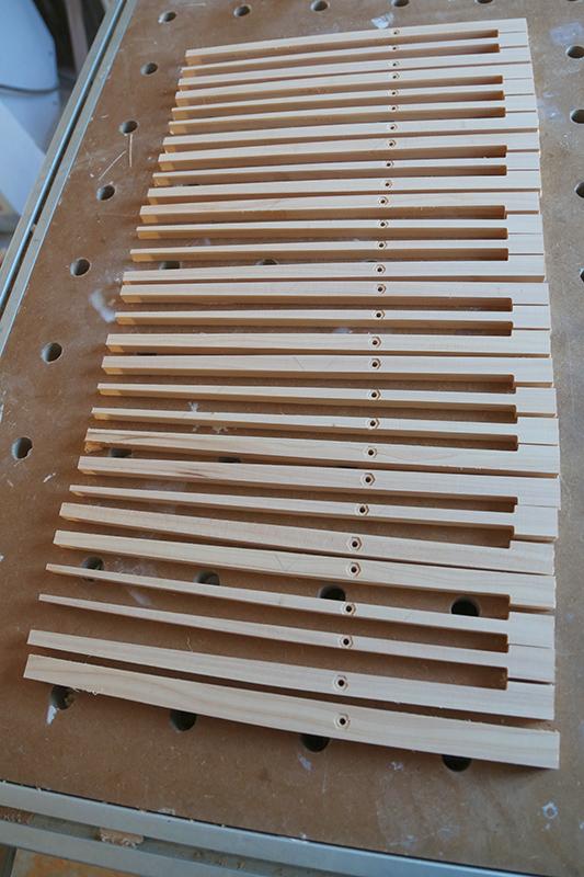 [Lutherie] Fabrication d'un clavecin. - Page 10 25_mar19