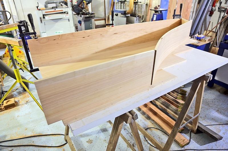 [Lutherie] Projet de fabrication d'un clavecin. - Page 3 26_jan19