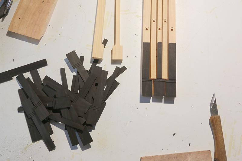 [Lutherie] Fabrication d'un clavecin. - Page 10 26_mar19