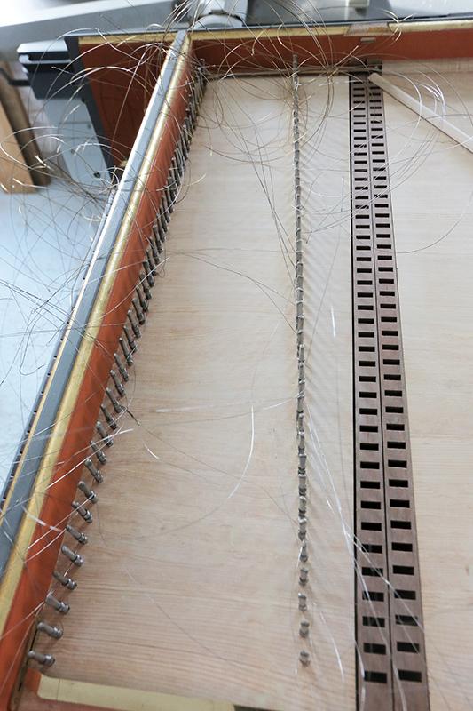 [Lutherie] Fabrication d'un clavecin. - Page 30 27_aou24