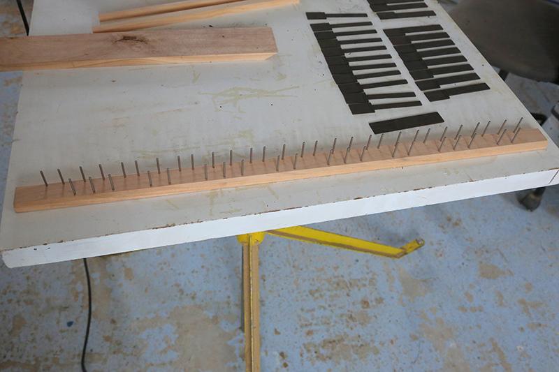 [Lutherie] Fabrication d'un clavecin. - Page 11 28_mar31