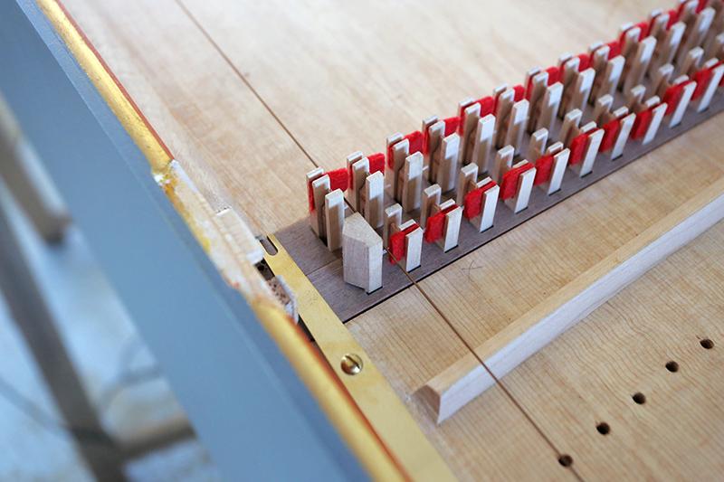 [Lutherie] Fabrication d'un clavecin. - Page 27 29_jui10