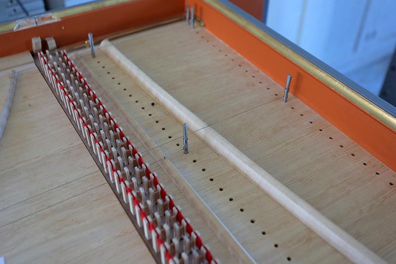 [Lutherie] Fabrication d'un clavecin. - Page 27 29_jui11