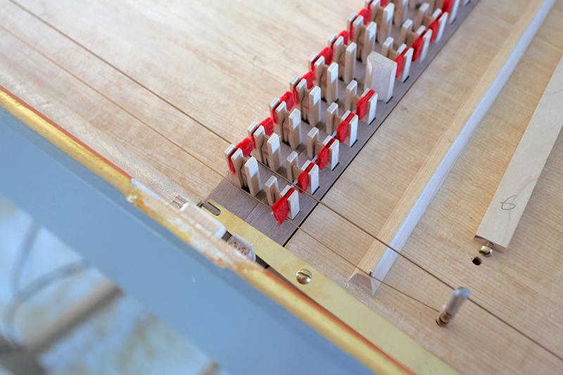 [Lutherie] Fabrication d'un clavecin. - Page 27 29_jui14