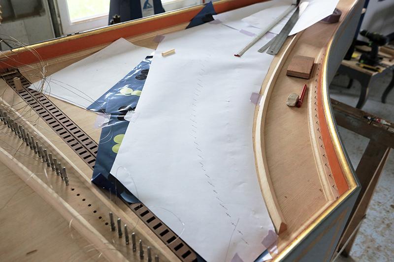 [Lutherie] Fabrication d'un clavecin. - Page 30 30_aou22