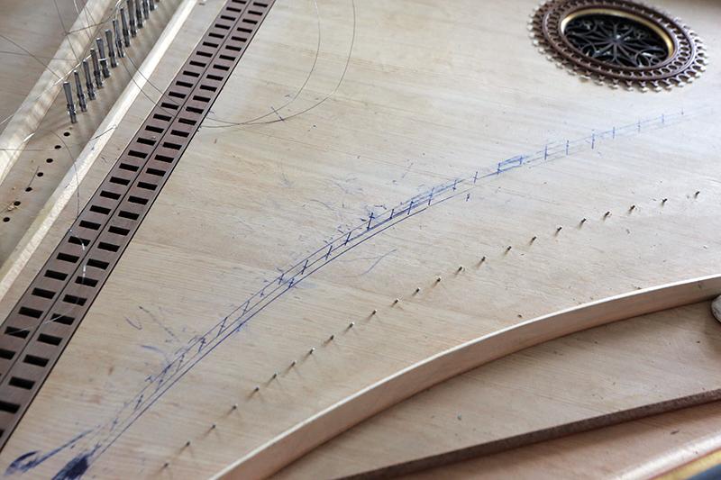 [Lutherie] Fabrication d'un clavecin. - Page 30 30_aou24
