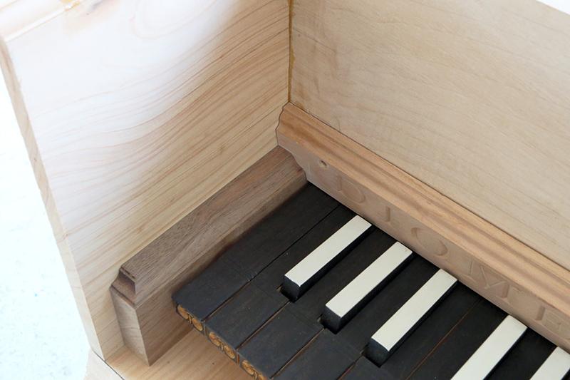 [Lutherie] Fabrication d'un clavecin. - Page 18 30_avr16