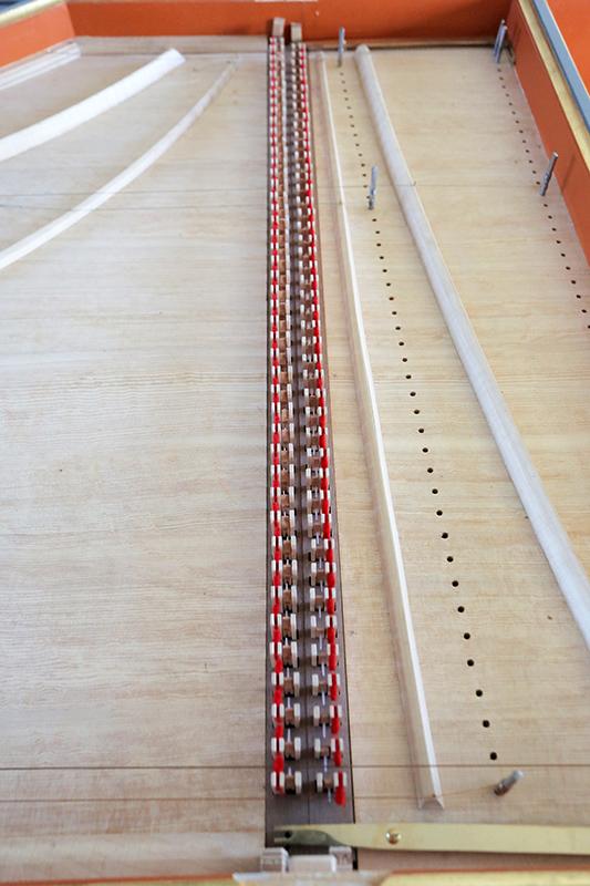 [Lutherie] Fabrication d'un clavecin. - Page 27 30_jui15