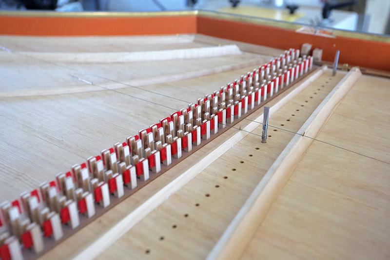 [Lutherie] Fabrication d'un clavecin. - Page 27 30_jui16