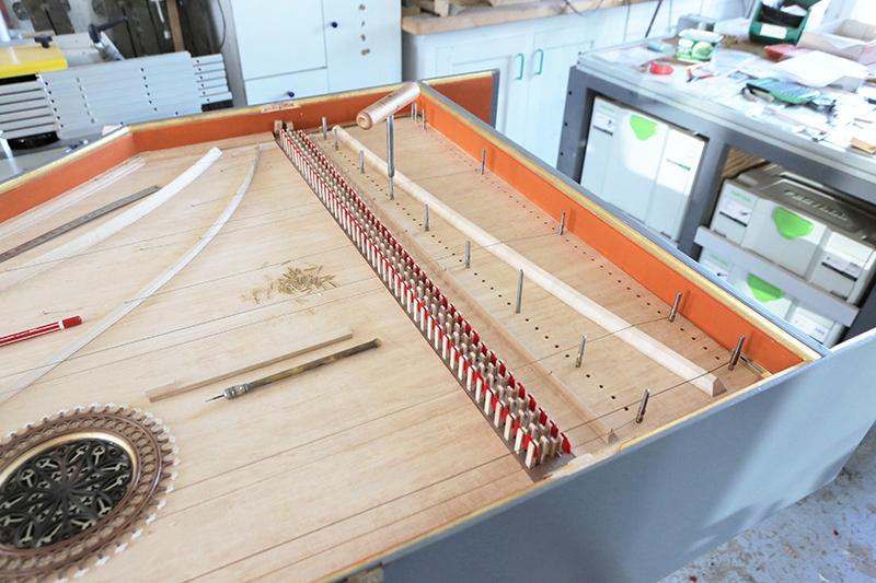[Lutherie] Fabrication d'un clavecin. - Page 27 30_jui18