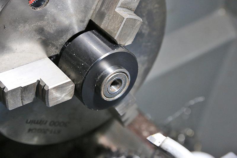 Des roues pour ma calibreuse. 30_sep23