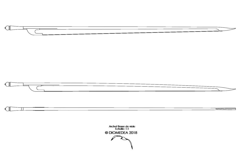 [Lutherie] Viole de gambe à 7 cordes. Archet10