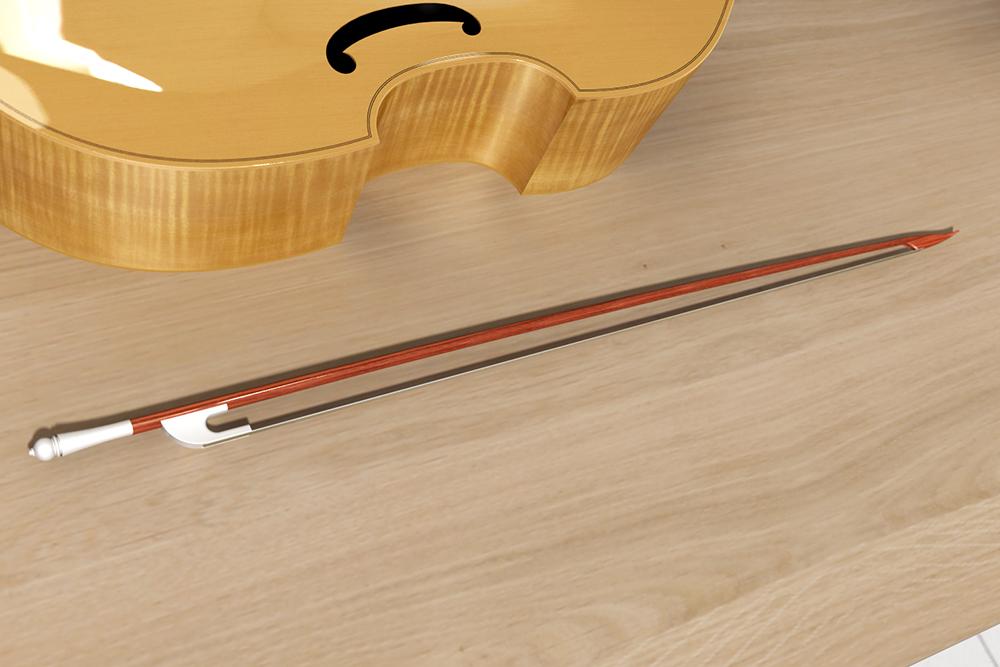 [Lutherie] Viole de gambe à 7 cordes. Assemb28