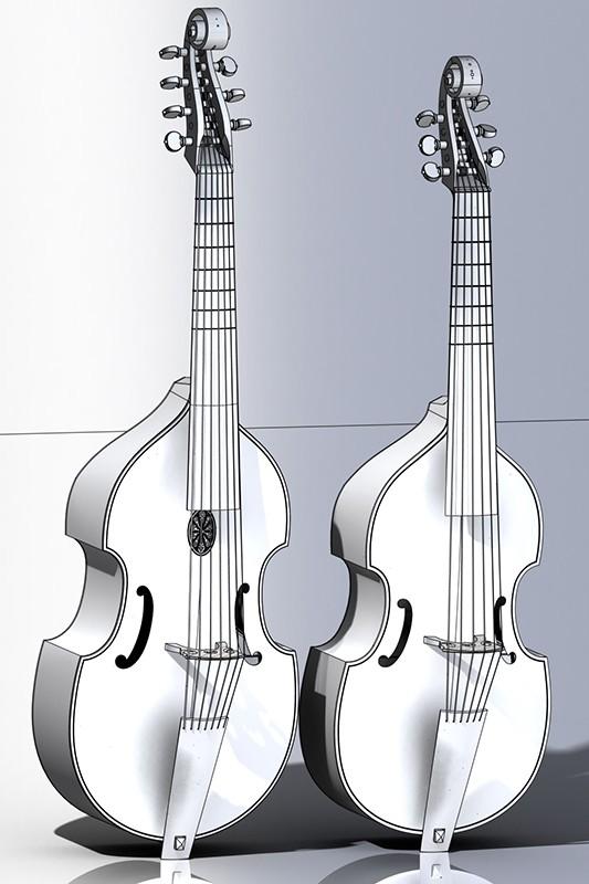 [Lutherie] Viole de gambe à 7 cordes. - Page 2 Assemb33