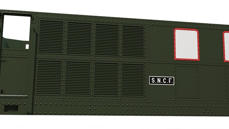 Locomotive électrique BB 4100/4600 SNCF ex MIDI en zéro. Bb_41011