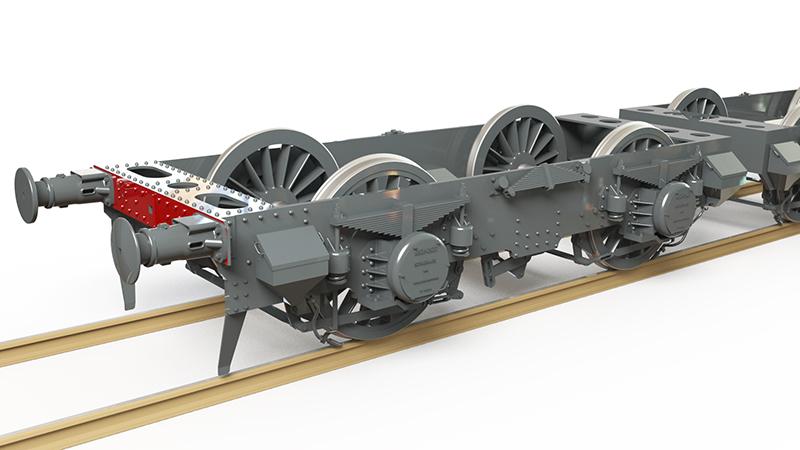 Locomotive électrique BB 4100/4600 SNCF ex MIDI en zéro. - Page 2 Bb_41032