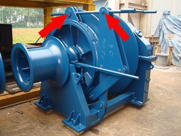 Presse à serrage parallèle. Htug-210