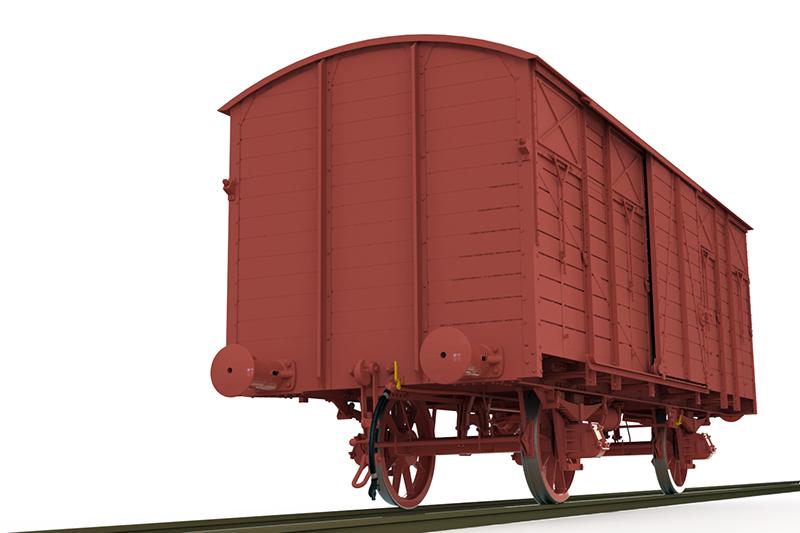 Wagon couvert type OCEM 1919 Ocem_116