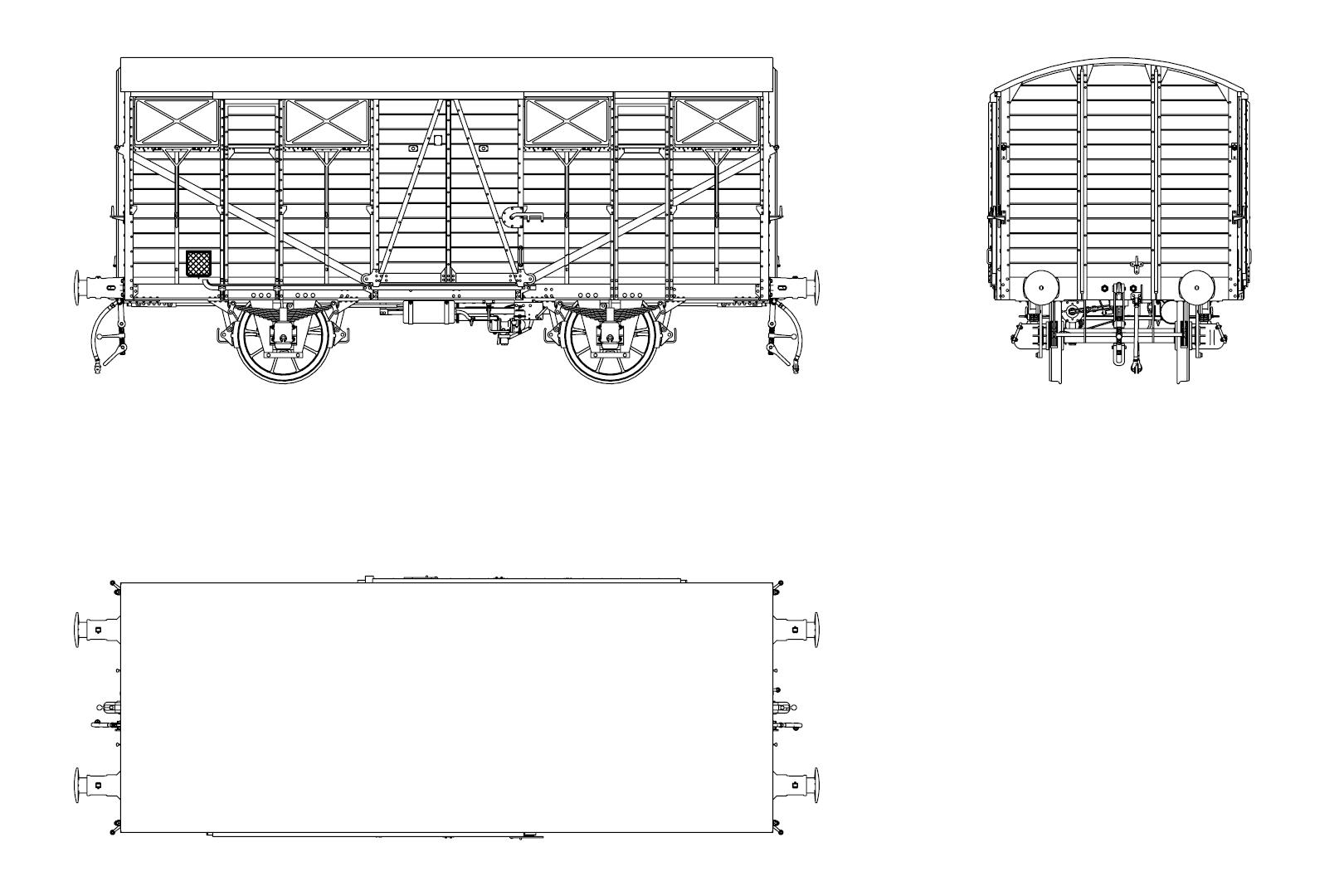 Wagon couvert type OCEM 1919 Ocem_122