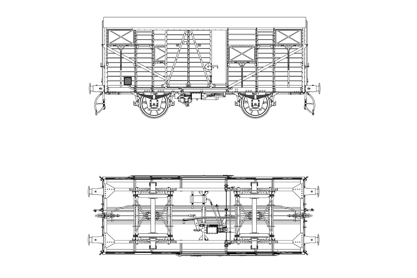 Wagon couvert type OCEM 1919 Ocem_123