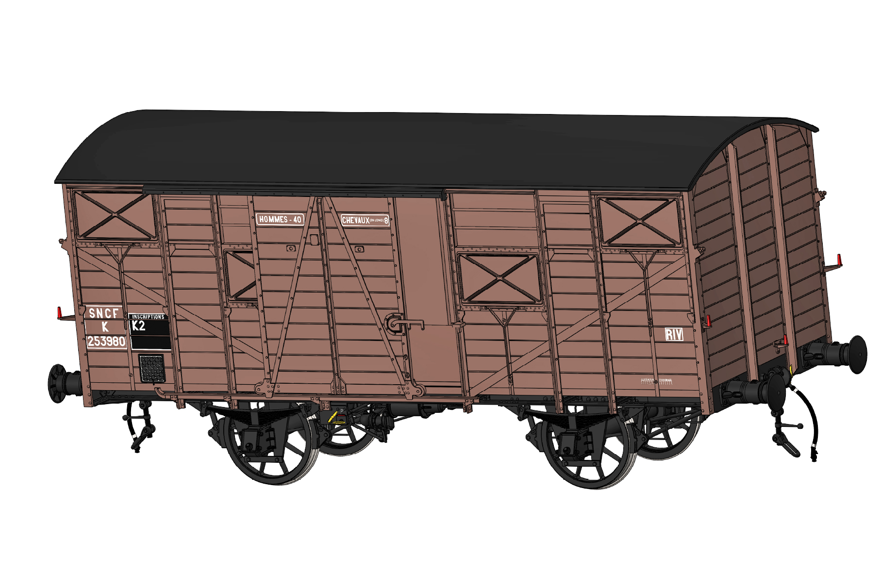 Wagon couvert type OCEM 1919 Ocem_124