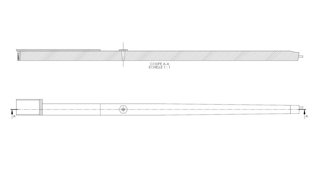 [Lutherie] Fabrication d'un clavecin. - Page 10 Touche11