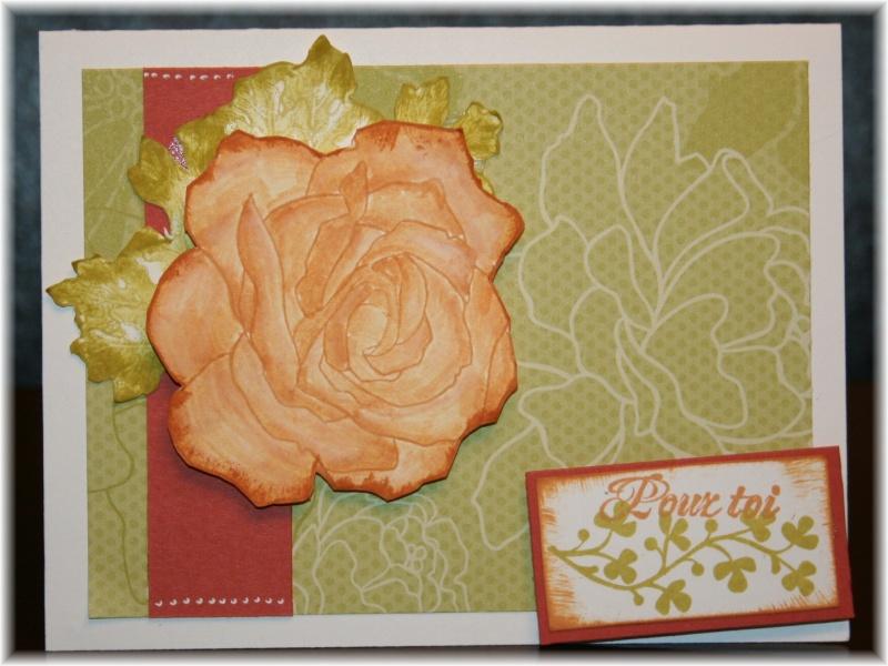 2 cartes avec mes nouveaux produits Stampin'Up Carte_14