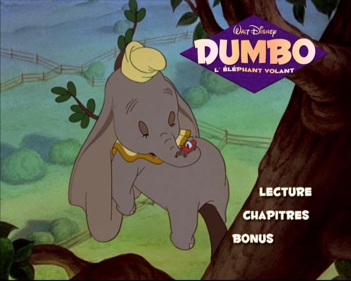 Projet des éditions de fans (Bluray, DVD, HD) : Les anciens doublages restaurés en qualité optimale ! Dumbo110
