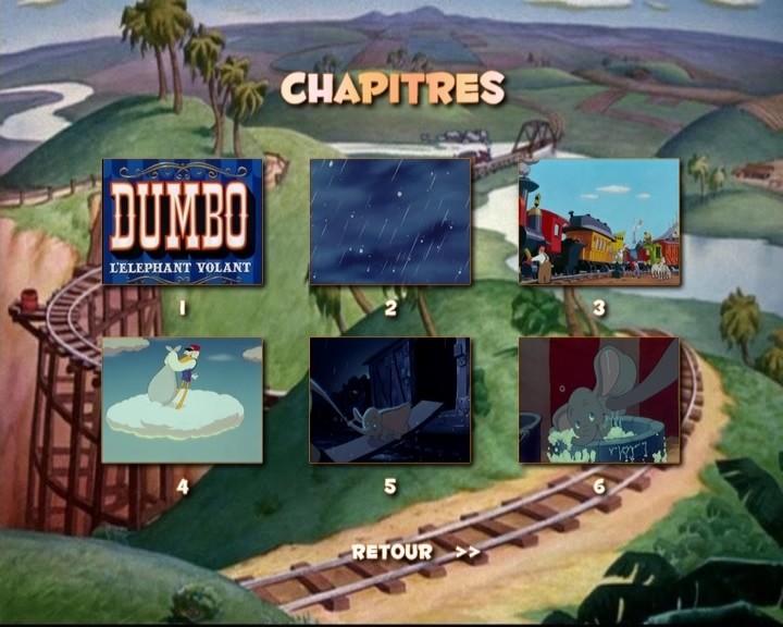 Projet des éditions de fans (Bluray, DVD, HD) : Les anciens doublages restaurés en qualité optimale ! Dumbo211