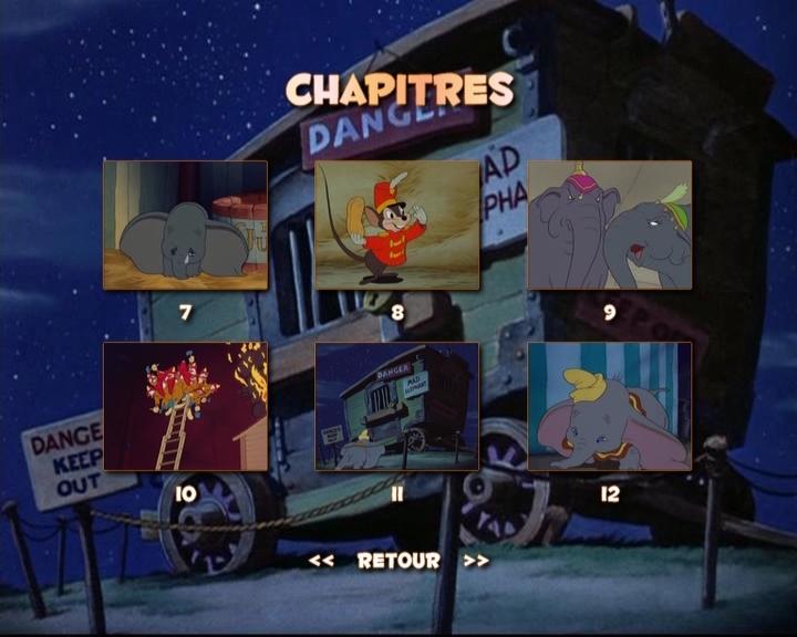 Projet des éditions de fans (Bluray, DVD, HD) : Les anciens doublages restaurés en qualité optimale ! Dumbo310