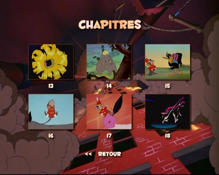 Projet des éditions de fans (Bluray, DVD, HD) : Les anciens doublages restaurés en qualité optimale ! Dumbo410