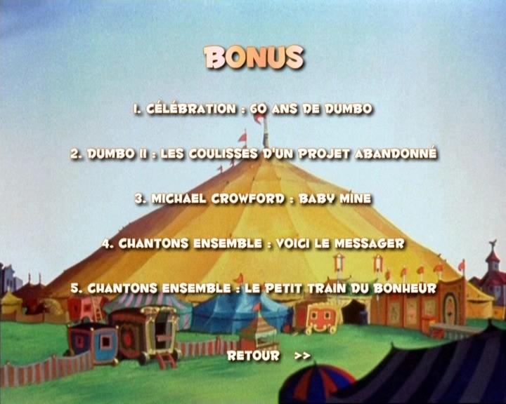 Projet des éditions de fans (Bluray, DVD, HD) : Les anciens doublages restaurés en qualité optimale ! Dumbo510