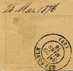 Une jolie carte postale ... Bourse11