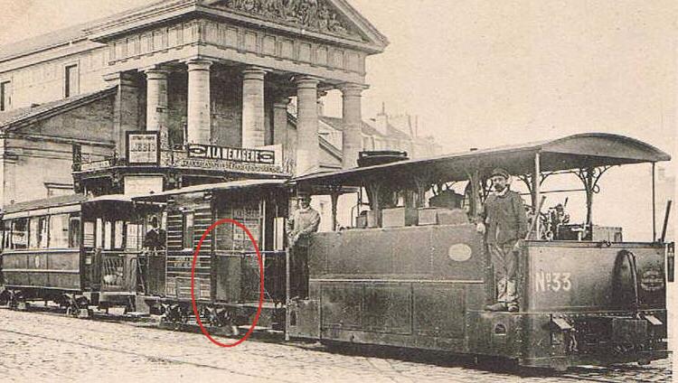 Tramway Tram10