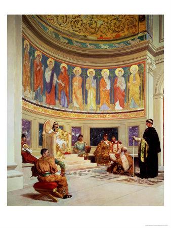Saint Jean Chrysostome, 27 janvier 13708s10