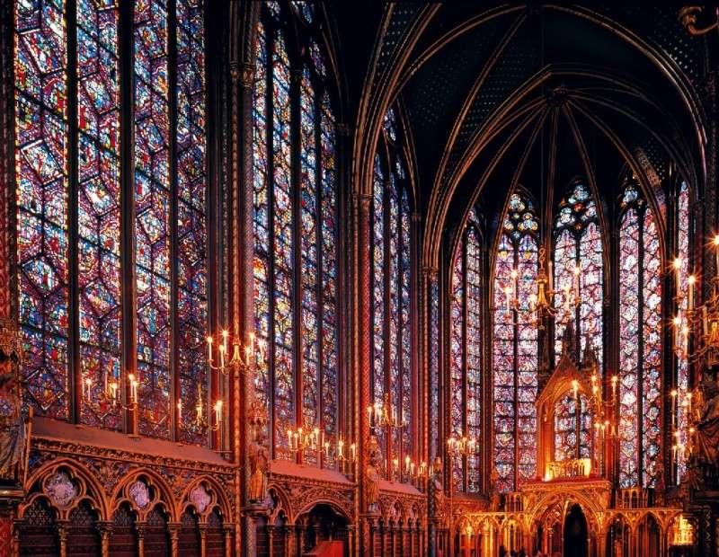 Art gothique de Paris (et des environs) Sainte14
