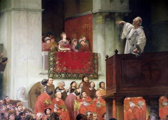 Saint Jean Chrysostome, 27 janvier Stjohn10