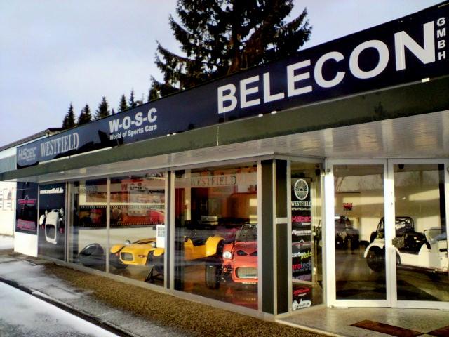 Neue Ausstellungshalle in Aachen eröffnet ! Dsc01313