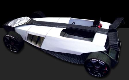 Elektro Racer Westfield Elektr11