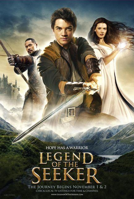 Legend of the Seeker Affich11