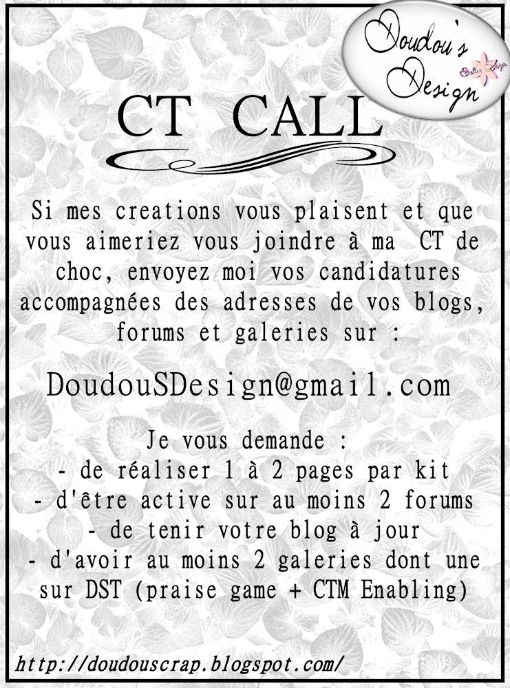 CT CALL DOUDOU'S DESIGN Image510