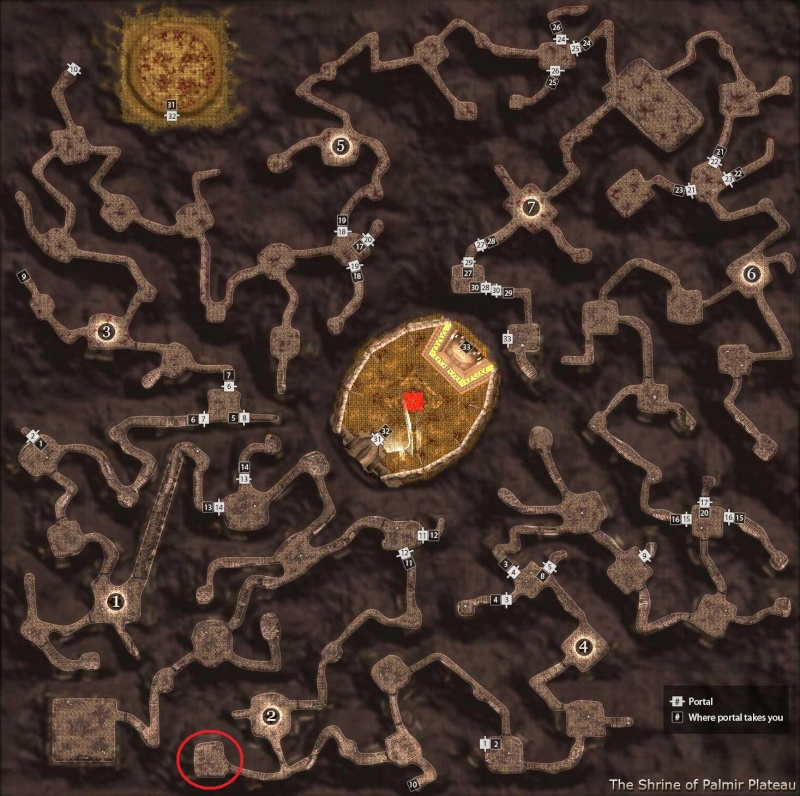 Palmir Plateau MAP Rappel10