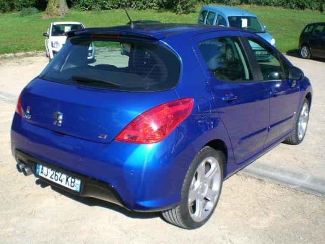 ESSAI : Peugeot 308 GTI 2010, un retour sans forcer ! E5825111