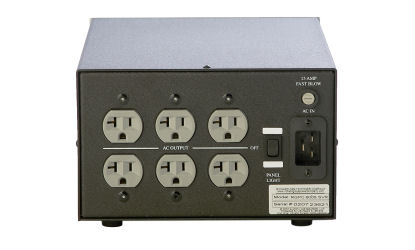 WTB: Powertrans Junior voltage stabilizer Displa12