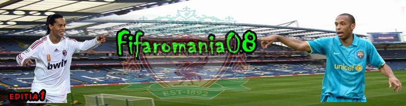 FifaRomania 08 Editia I