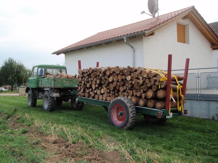 unimog mb-trac wf-trac pour utilisation forestière dans le monde - Page 5 32363610