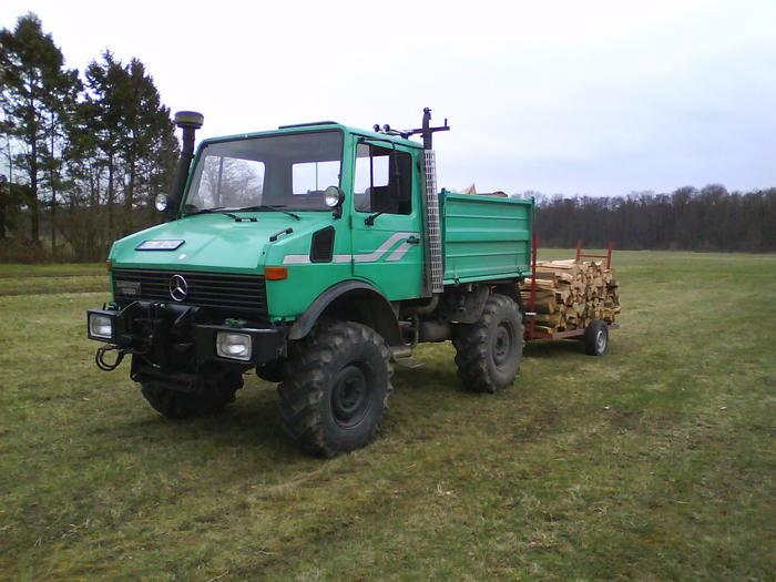unimog mb-trac wf-trac pour utilisation forestière dans le monde - Page 5 40011610
